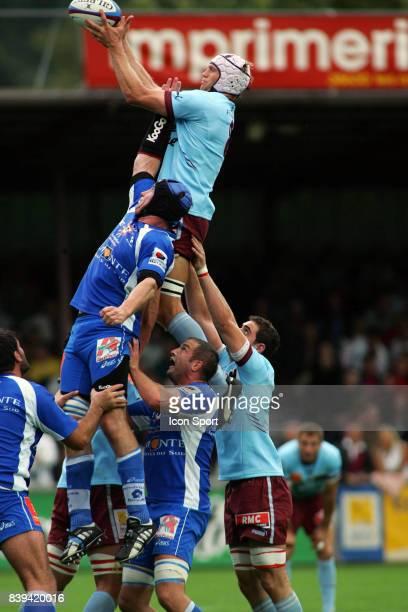 Julien BONNAIRE Bourgoin / Montpellier Top 14 Rugby