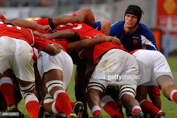Julien BONNAIRE France / Tonga Test Match Toulouse
