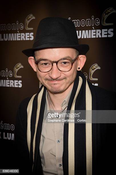 Julien Courbey attends The 20th Lumieres Awards Ceremony at Espace Pierre Cardin on February 2 2015 in Paris France