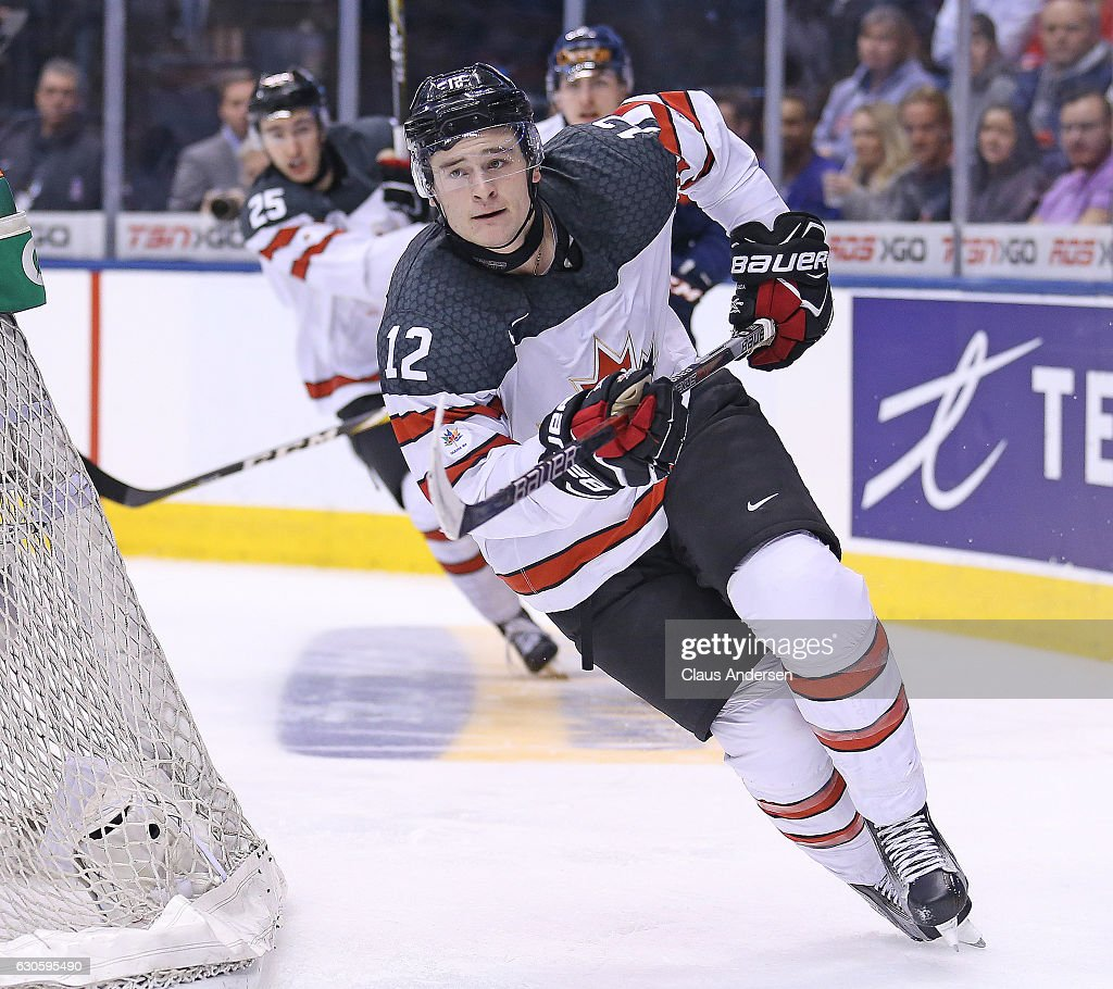 Canada v Slovakia - 2017 IIHF World Junior Championship