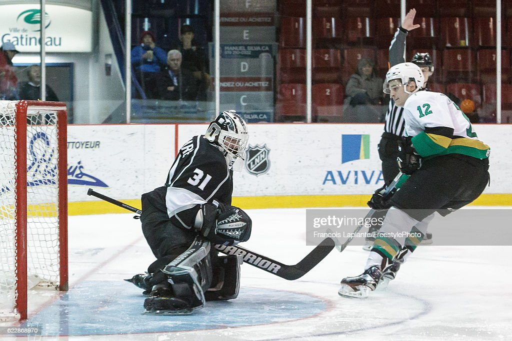 Val d'Or Foreurs v Gatineau Olympiques