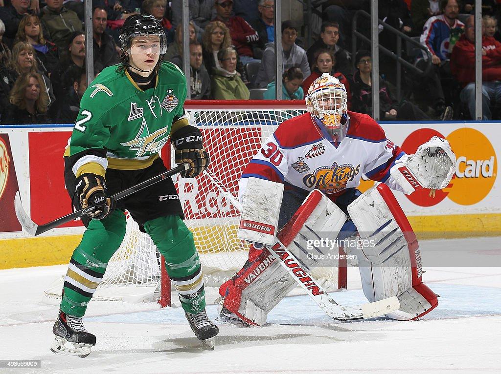 Val'Dor Foreurs v Edmonton Oil Kings - Semi-Final : News Photo