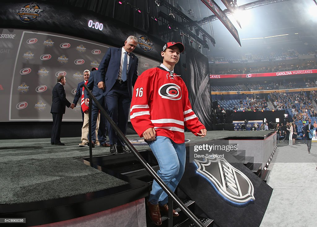 2016 NHL Draft - Round One : News Photo
