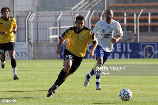 Julien VELLAS Martigues / arles Match Amical