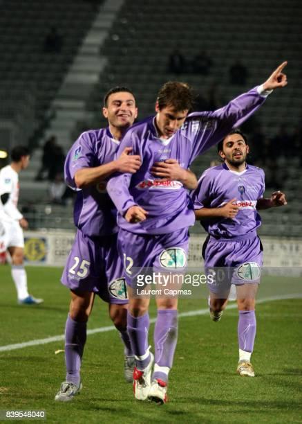 Julien VIALE - - Istres / Montpellier - 30 eme Journee de Ligue 2,