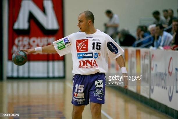 Julien WILLMANN Paris Handball / Selestat 26e Journee de division 1 Stade Pierre de Coubertin