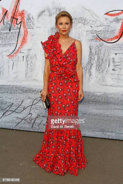 Juliet Angus attends the Serpentine Summper Party 2018 at The Serpentine Gallery on June 19 2018 in London England