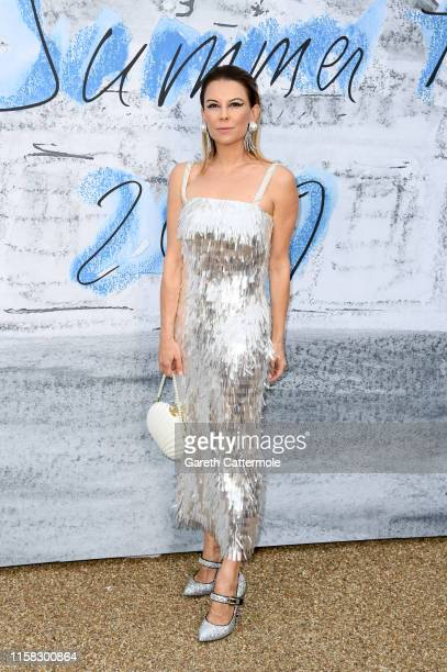 Juliet Angus attends The Summer Party 2019 Presented By Serpentine Galleries And Chanel at The Serpentine Gallery on June 25 2019 in London England