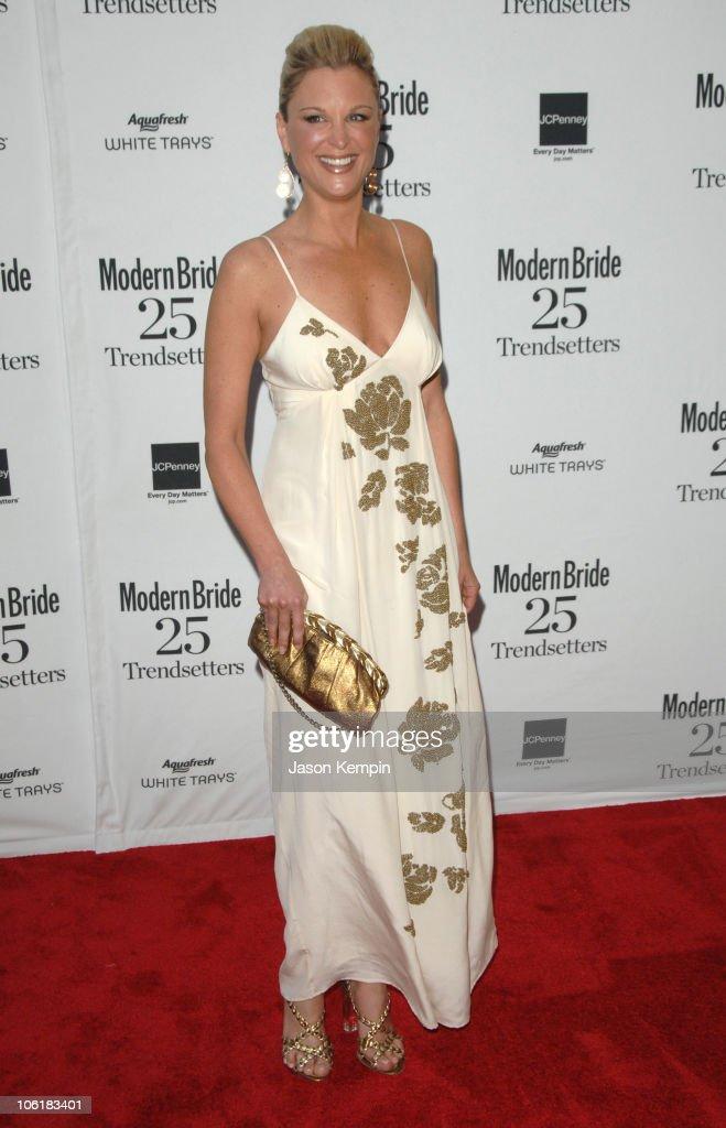 Modern Bride's 25 Trendsetters Of 2007 Awards Dinner - Outside Arrivals : News Photo