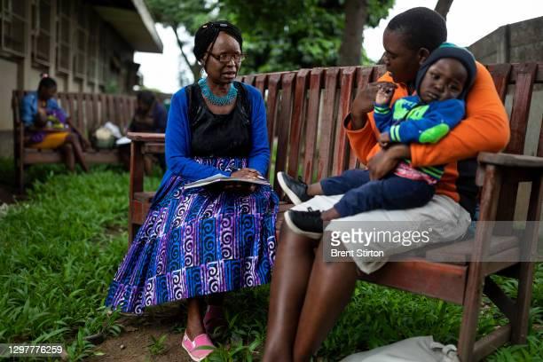 ZWE: NGO Provides Counseling Services In Zimbabwe