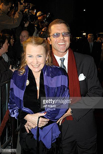 Juliet Mills and Maxwell Caulfield during Chicago Premiere at Academy of Motion Picture Arts Sciences in Los Angeles CA United States