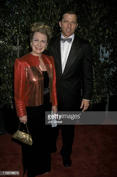 Juliet Mills and Maxwell Caulfield during The 16th Annual Soap Opera Awards at Hollywood Palladium in Hollywood California United States