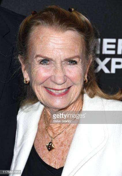 Juliet Mills arrives at the LA Premiere Of Roadside Attraction's Judy at Samuel Goldwyn Theater on September 19 2019 in Beverly Hills California