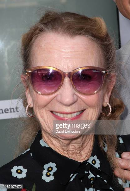 Juliet Mills attends Stacy Keach being honored with a Star on the Hollywood Walk of Fame on July 31 2019 in Hollywood California