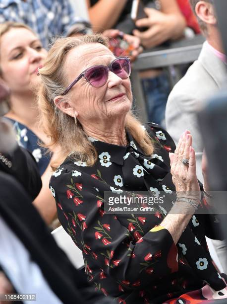 Juliet Mills attendS the ceremony honoring Stacy Keach with a Star on the Hollywood Walk of Fame on July 31 2019 in Hollywood California