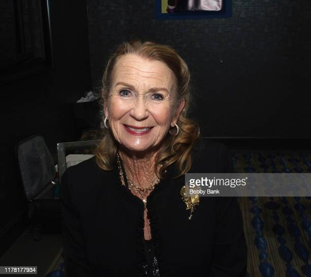 Juliet Mills attends the Chiller Theatre Expo Fall 2019 at Parsippany Hilton on October 25 2019 in Parsippany New Jersey