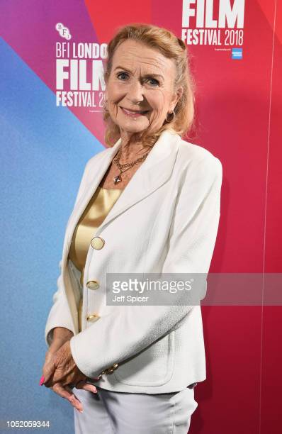 Juliet Mills attends the UK Premiere of Tunes Of Glory at the 62nd BFI London Film Festival on October 13 2018 in London England