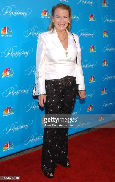 Juliet Mills during NBC's Passions 7th Season KickOff Party at Universal Citywalk in Universal City California United States