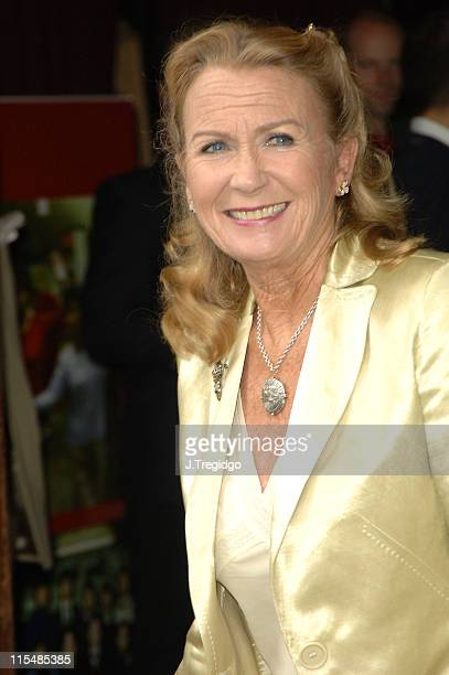 Juliet Mills during Sir John Mills Memorial Service at St Martin in the Fields in London Great Britain