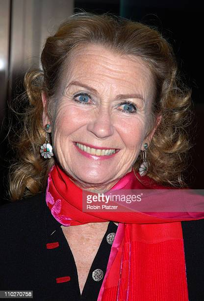 Juliet Mills during Tryst New York City Opening Night Party with Maxwell Caulfield and Amelia Campbell at Compass Restaurant in New York City New...