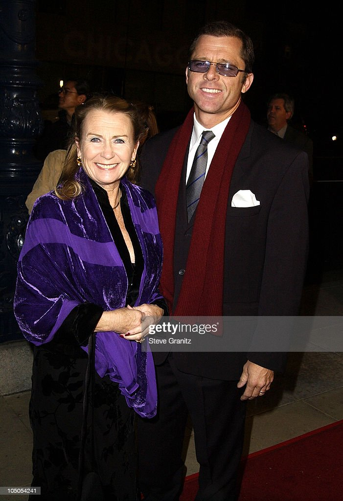 Juliet Mills & Maxwell Caulfield during 'Chicago' Premiere in Los Angeles at The Academy in Beverly Hills, California, United States.