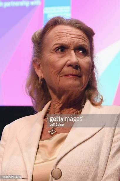 Juliet Mills speaks ahead of the UK Premiere of Tunes Of Glory at the 62nd BFI London Film Festival on October 13 2018 in London England