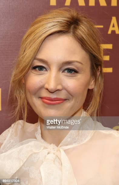 Juliet Rylance attends the Broadway Opening Night performance of 'Farinelli and the King' at The Belasco Theatre on December 17 2017 in New York City