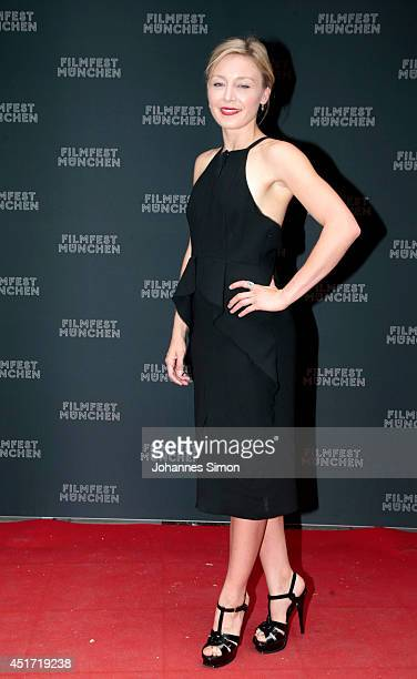 Juliet Rylance attends the 'Days And Nights' premiere as part of Filmfest Muenchen 2014 at City 1 on July 4 2014 in Munich Germany