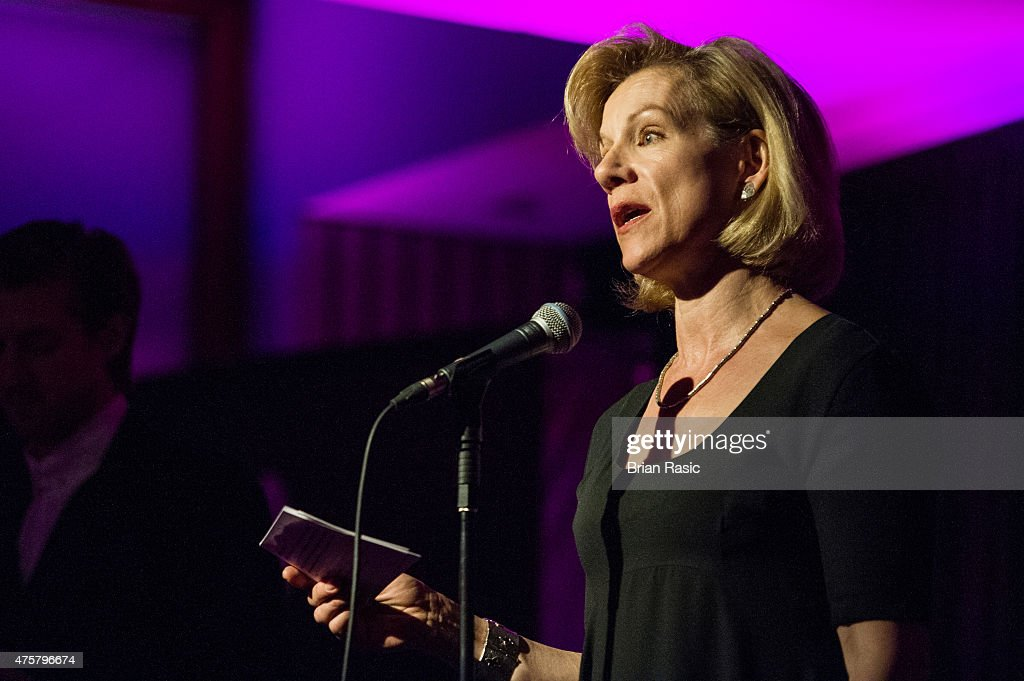 Juliet Stevenson speaks during Amnesty International UK celebrate 10th anniversary of headquaters on June 3, 2015 in London, England.