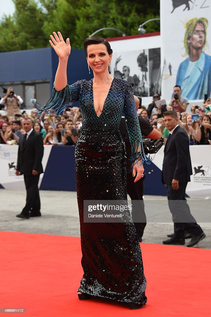 'The Wait' Premiere - 72nd Venice Film Festival