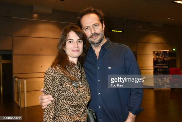 Juliette Chene and Jean Charles Chagachbanian attend 'Mobile Film Festival Stand Up 4 Human Rights Awards' Ceremony Hosted by Youtube Creators For...