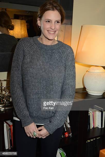Juliette Dol attends the 'Ivresse' Guillaume Canet's Short Movie Against Alcohol Premiere hosted by Autoroutes Vinci Fondation At The Pantheon Cinema...