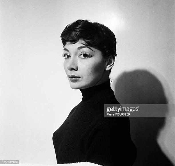 Juliette Greco 1955
