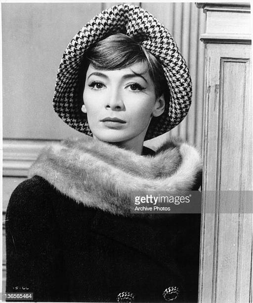 Juliette Greco in a scene from the film 'Crack In The Mirror' 1960