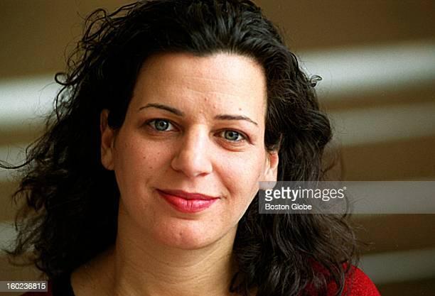 Juliette Kayyem a LebaneseAmerican civil rights lawyer photographed at Harvard's JFK School in Cambridge Mass on March 2 2001