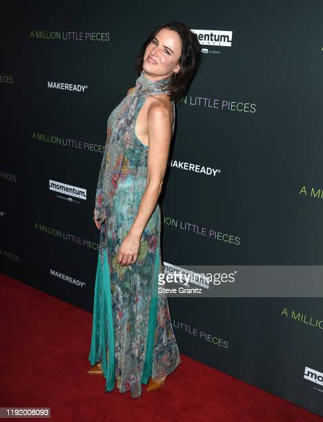 """Juliette Lewis arrives at the """"A Million Little Pieces"""" at The London Hotel on December 04, 2019 in West Hollywood, California."""