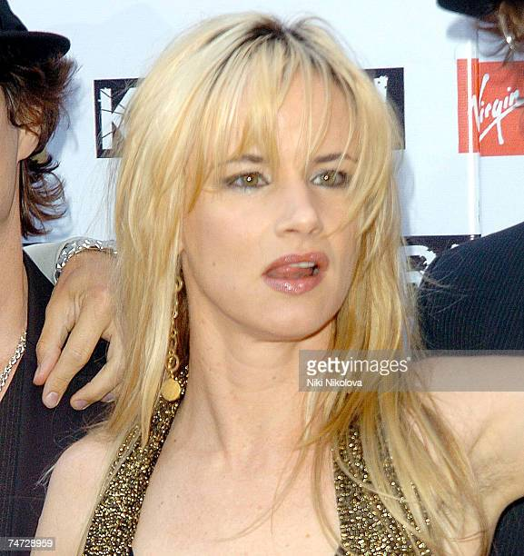 Juliette Lewis at the 2005 Kerrang Awards at The Brewrey in London