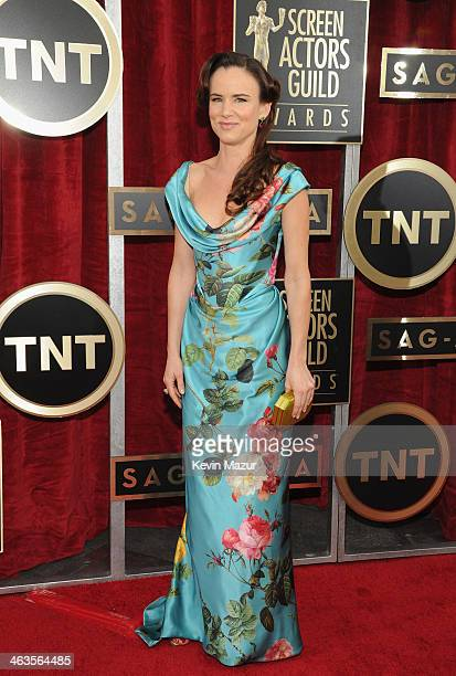 Juliette Lewis attends 20th Annual Screen Actors Guild Awards at The Shrine Auditorium on January 18 2014 in Los Angeles California