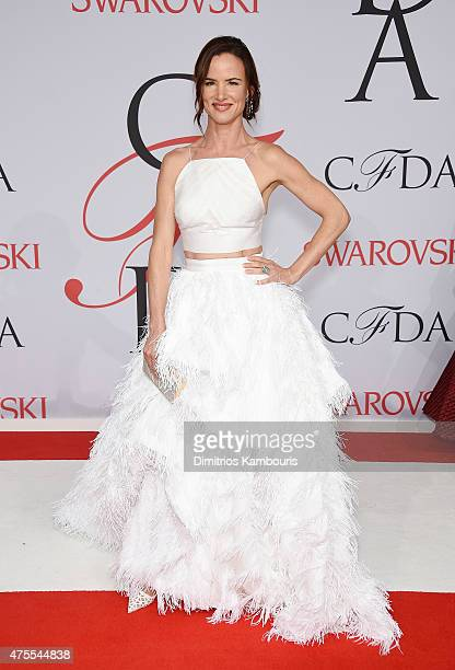 Juliette Lewis attends the 2015 CFDA Fashion Awards at Alice Tully Hall at Lincoln Center on June 1 2015 in New York City