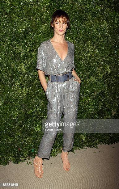 Juliette Lewis attends the 5th Anniversary of the CFDA/Vogue Fashion Fund at Skylight Studios on November 17, 2008 in New York City.