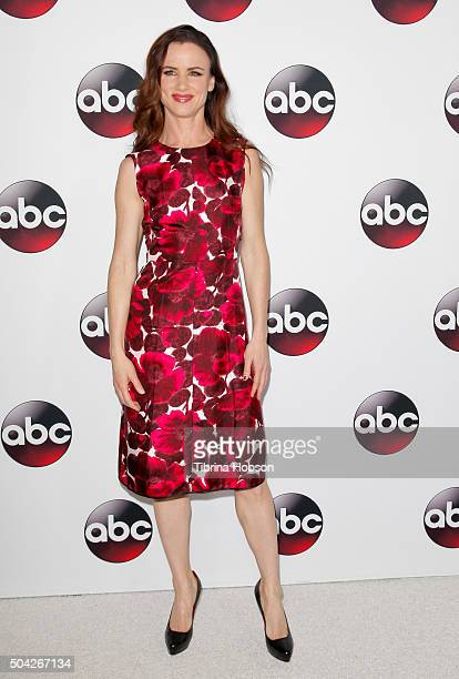 Juliette Lewis attends the Disney/ABC 2016 Winter TCA Tour at Langham Hotel on January 9, 2016 in Pasadena, California.