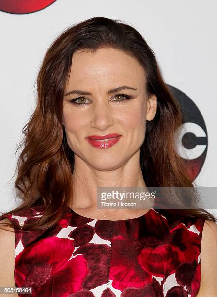 Juliette Lewis attends the Disney/ABC 2016 Winter TCA Tour at Langham Hotel on January 9 2016 in Pasadena California