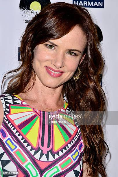 Juliette Lewis attends the Los Angeles Premiere of 'The Distortion of Sound' at The GRAMMY Museum on July 10 2014 in Los Angeles California