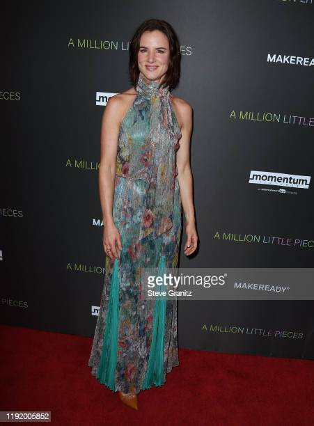 """Juliette Lewis attends the special screening of Momentum Pictures' """"A Million Little Pieces"""" at The London Hotel on December 04, 2019 in West..."""