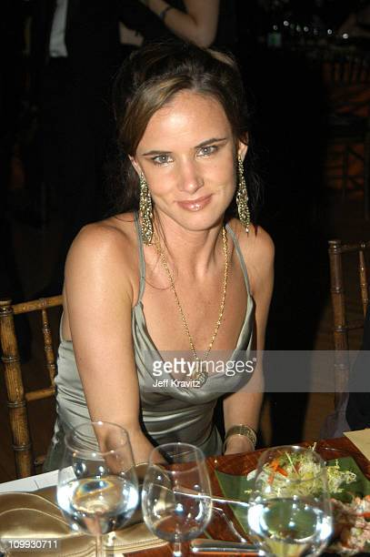 Juliette Lewis during 55th Annual Primetime Emmy Awards Governors Ball at The Shrine Auditorium in Los Angeles California United States