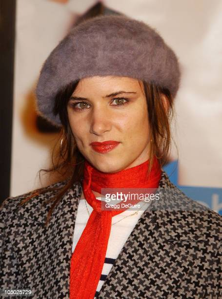 Juliette Lewis during Catch Me If You Can Los Angeles Premiere at Mann Village Theatre in Westwood California United States