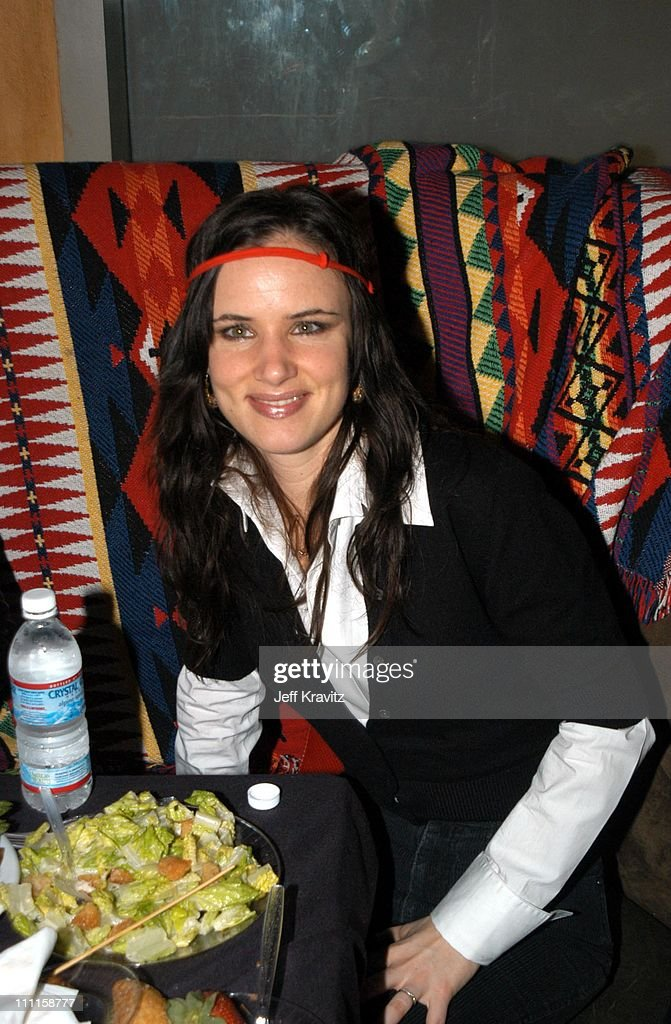 Juliette Lewis during Old School After Party at Highlands Night Club in Hollywood, CA, United States.