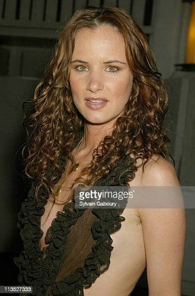 Juliette Lewis during The World Premiere of Columbia Pictures' 'Enough' at Loews Lincoln Square in New York New York United States