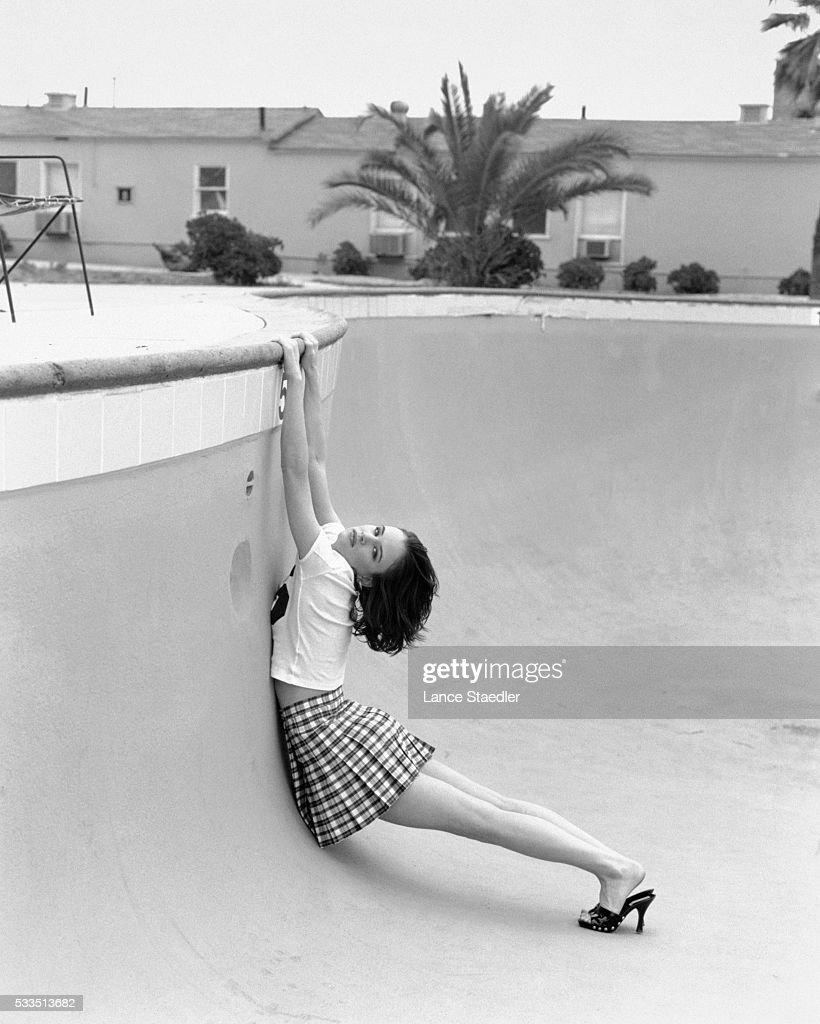 Juliette Lewis, 1995 : News Photo