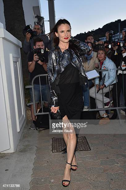 Juliette Lewis is seen on day 8 of the 68th annual Cannes Film Festival on May 20, 2015 in Cannes, France.